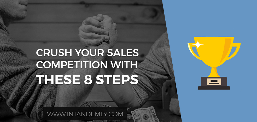 Win Sales Competition with Eight Key Information