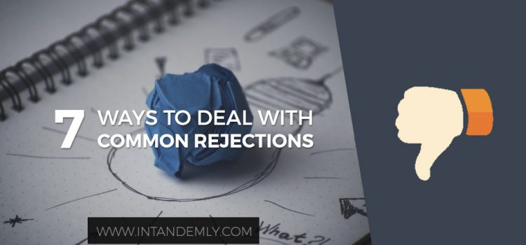 The Art of Facing Rejection in Sales