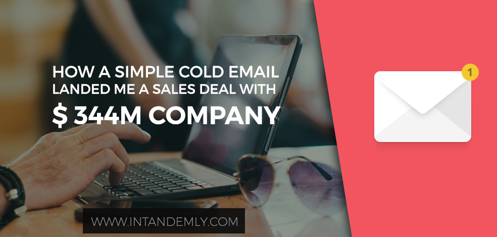 2 Cold Email Formula and Tips for Million Dollar Deals
