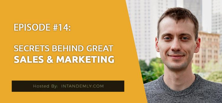 Myk Pono on Lead Nurturing, Scoring, and Drip Email Campaigns