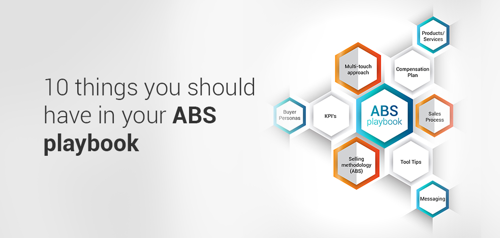 10 things you should have in your ABS playbook