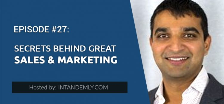 The Stages of Account-Based Marketing Orchestration with Sangram Vajre