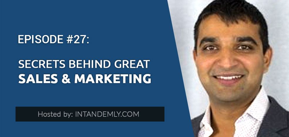 Sangram Vajre on Stages of Account-Based Marketing Orchestration