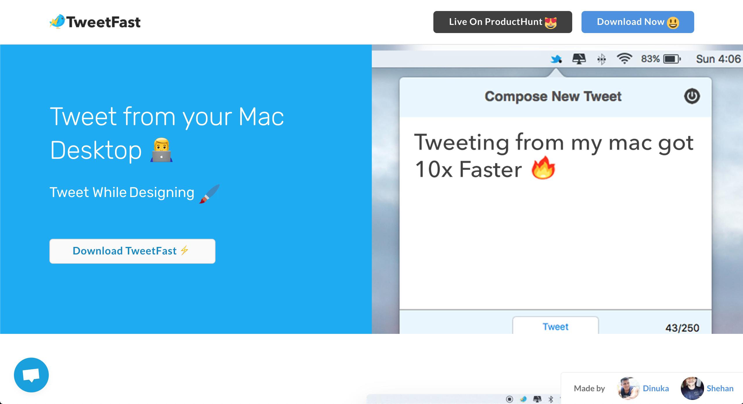 Remote Working Tools - TweetFast