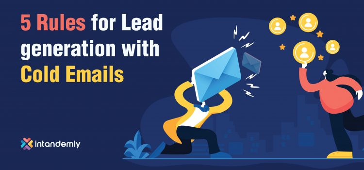 Lead generation with Cold Emails
